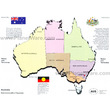 Australia - States and Territories