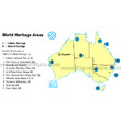 Australia - World Heritage Areas