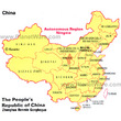 China - Autonomous Region Ningxia