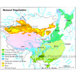 China - Natural Vegetation