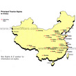 Principal Tourist Sights in China
