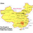 The Peoples Republic of China - Hunan Province