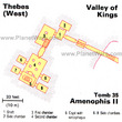 Valley of Kings- Tomb of Amenophis II