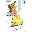 Natural Regions of Great Britain