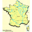 France - Inland Waterways