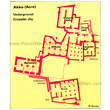 Acre - Akko - Underground Crusader City