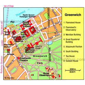 Map - Greenwich Village