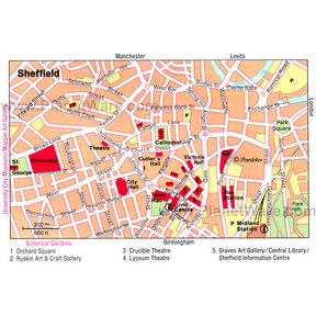 10 Top Rated Tourist Attractions In Sheffield Planetware