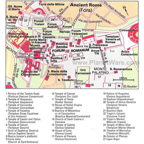 Map - Ancient Rome