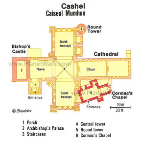 Map - Cashel