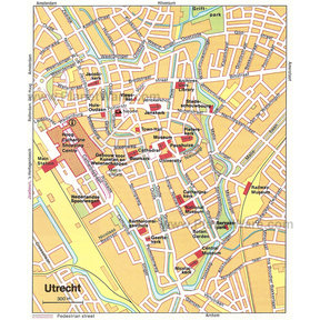 Utrecht Map