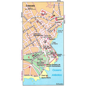 Map - Cascais