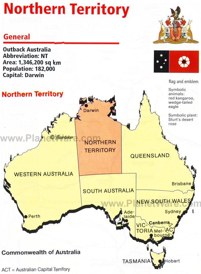 Northern Territory Alchetron The Free Social Encyclopedia – Territory Map of Australia