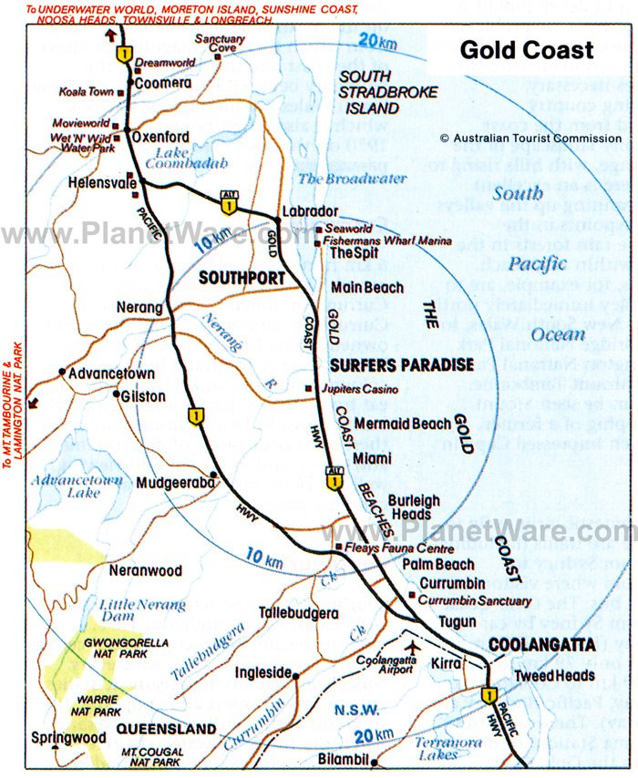 Bhulan Tattoo australia gold coast map