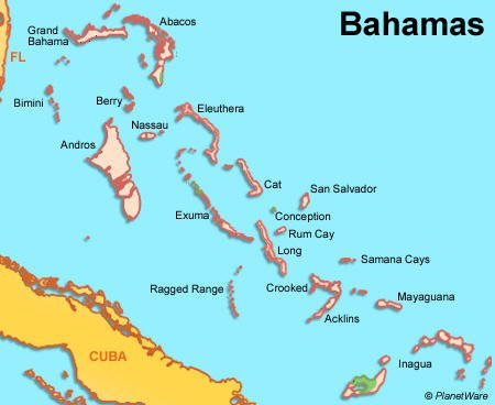 Bahamas Travel Guide | PlanetWare