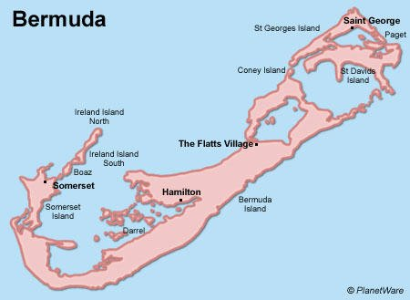 Bermuda Travel Guide | PlanetWare