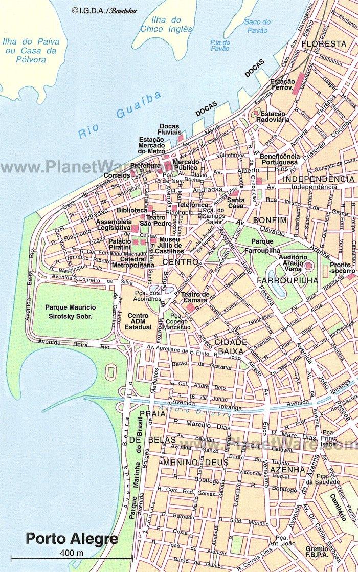Porto Alchetron The Free Social Encyclopedia – Porto Tourist Map