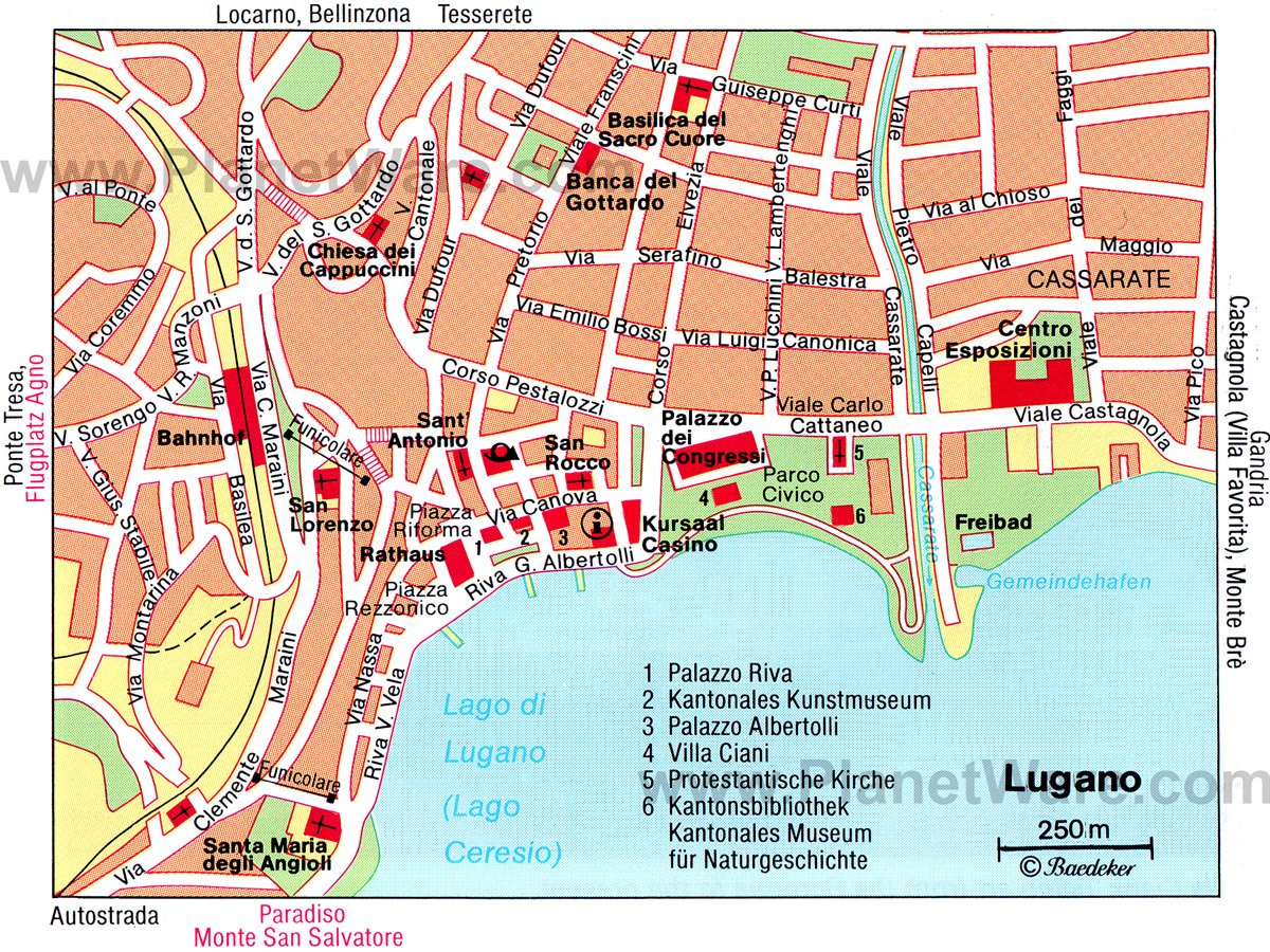 12 TopRated Tourist Attractions in Lugano Locarno and the Ticino