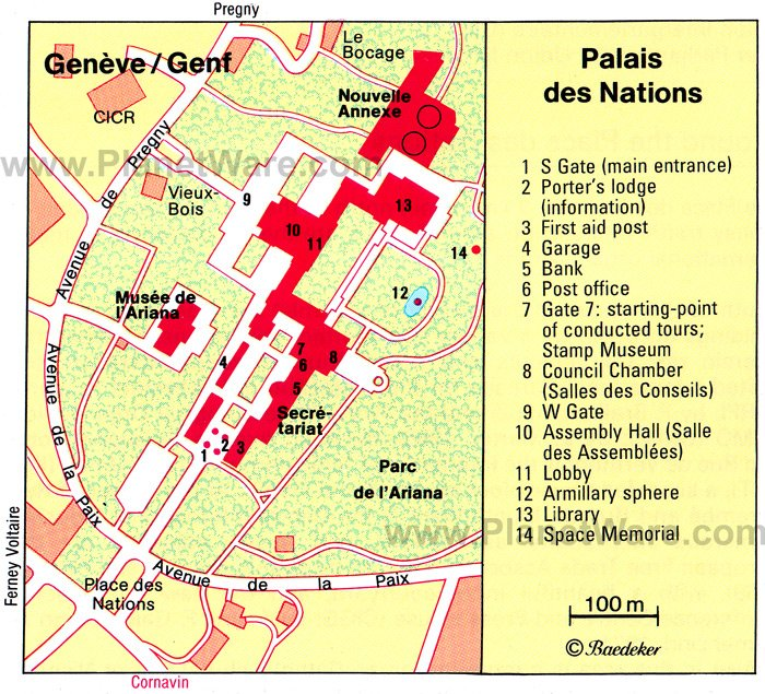 12 Top-Rated Tourist Attractions in Geneva | PlanetWare