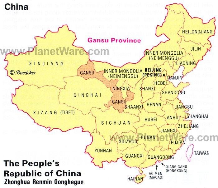 Um Novo Despertar Horizon News: Terremoto na China