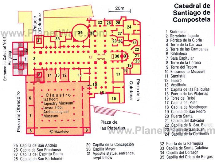 11 Top-Rated Attractions in Santiago de Compostela & Easy ... on malaga map, camino de santiago map, castellon de la plana map, santiago de chile map, santiago-chile airport terminal map, la coruna map, rio de janeiro map, arcos de la frontera map, mexico city map, bilbao map, madrid map, sanlucar de barrameda map, sierra de guadarrama map, santiago airport dominican republic map, calella de palafrugell map,