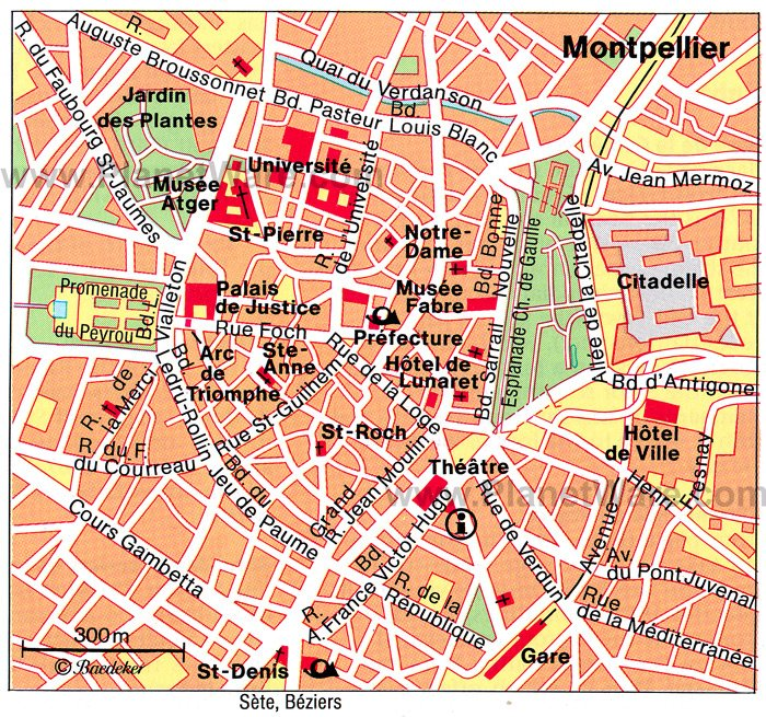 18 TopRated Tourist Attractions in LanguedocRoussillon – Map Paris Tourist Attractions