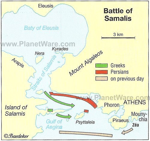 Images Of Map Of Ancient Salamis Greece Rock Cafe