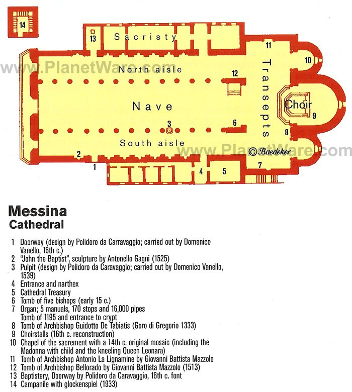 10 top rated tourist attractions in messina planetware for Top rated floor plans