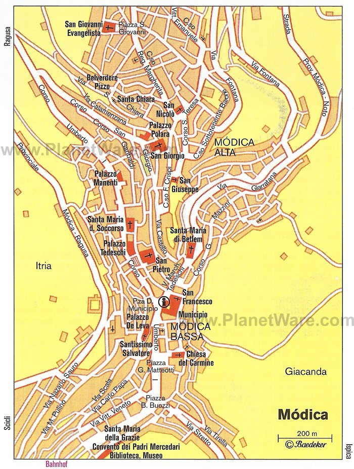 10 TopRated Tourist Attractions in Ragusa – Sicily Tourist Map