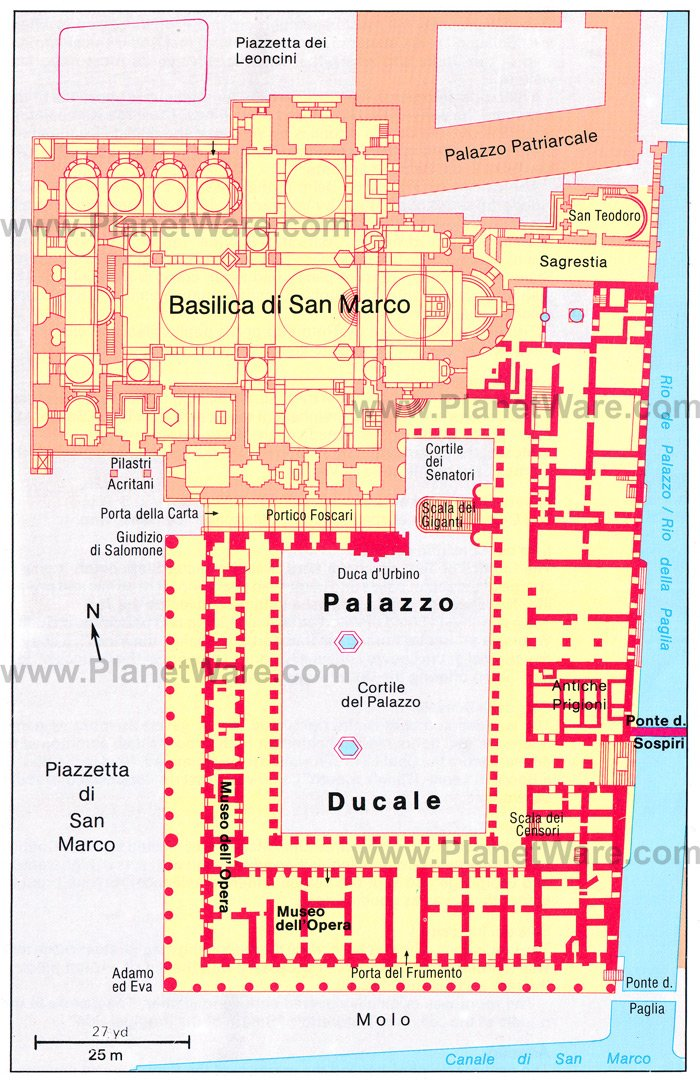 Exploring The Doge S Palace In Venice A Visitor S Guide