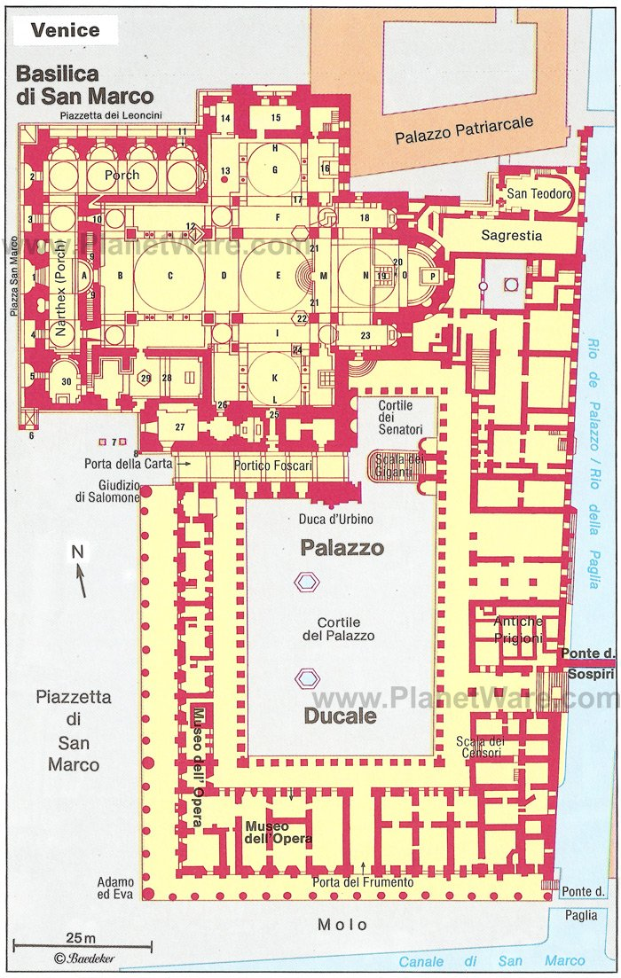 Exploring St Mark S Basilica In Venice A Visitor S Guide
