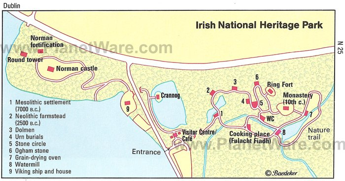 8 TopRated Tourist Attractions in Wexford and Easy Day Trips – Map Of Ireland With Tourist Attractions