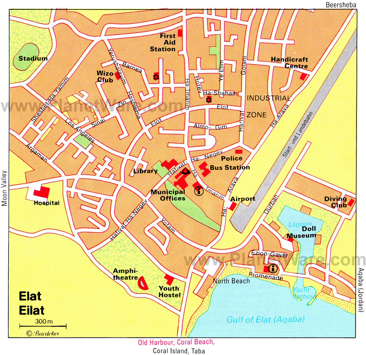 Eilat Israel Cruise Port of Call