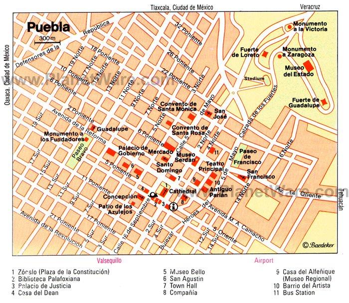 mosoklali Puebla Mexico Map – Map Puebla Mexico