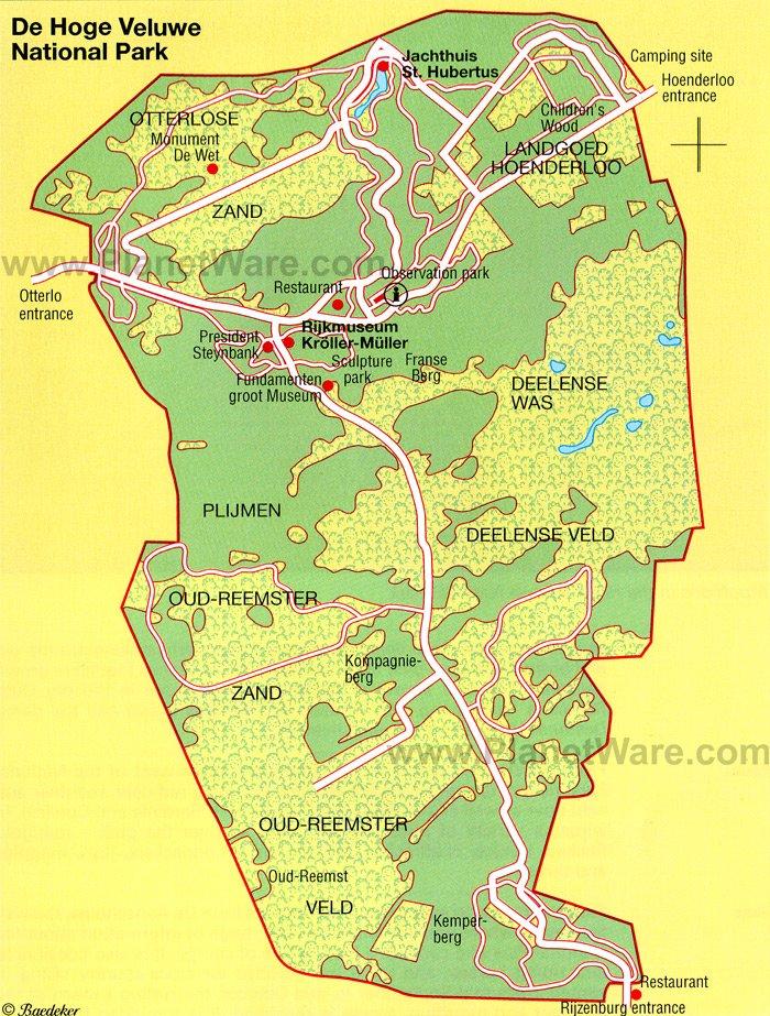 Exploring Hoge Veluwe National Park A Visitor S Guide Planetware