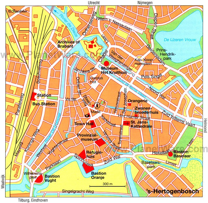 s-Hertogenbosch Netherlands  City pictures : 10 Top Rated Tourist Attractions in Breda | PlanetWare