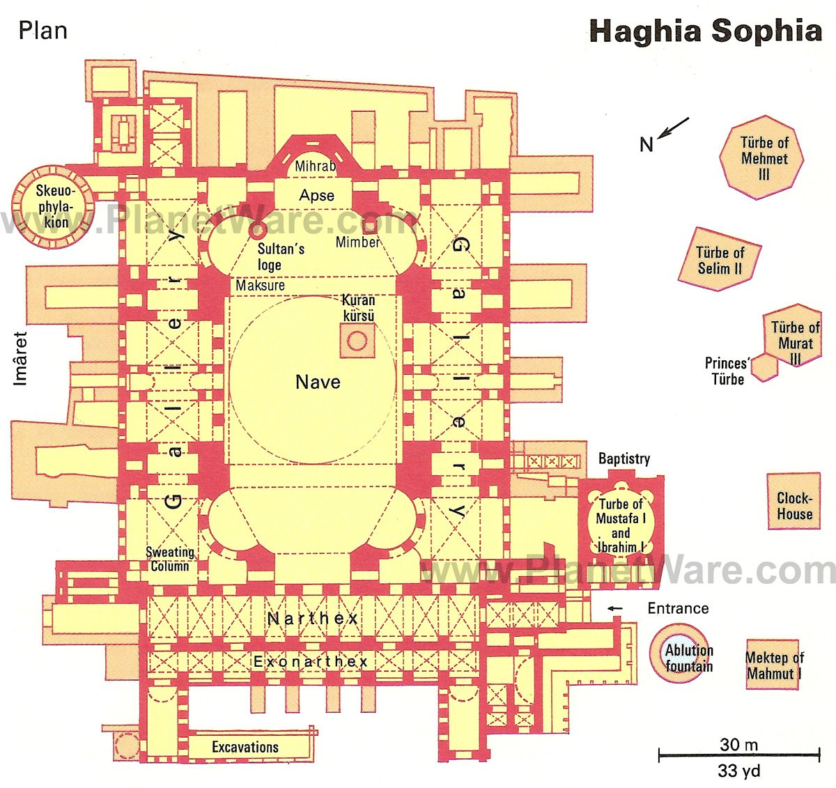 Exploring Aya Sofya Hagia Sophia A Visitors Guide – Istanbul Tourist Map
