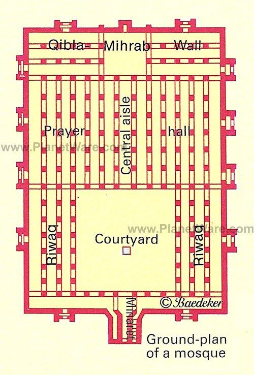 Mosque Floor Plans Floor Plans