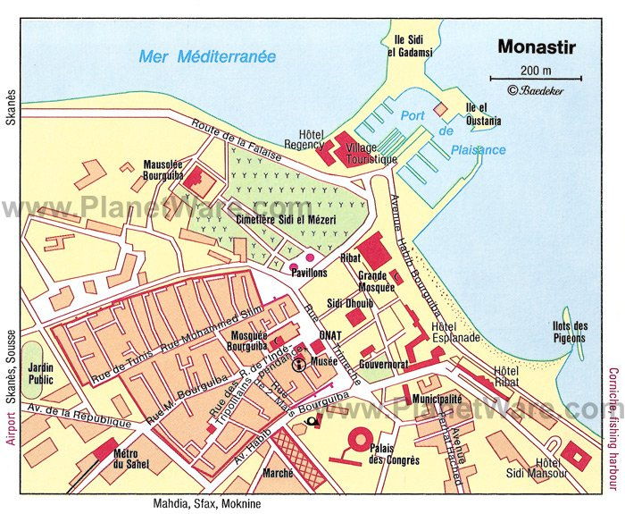 10 Top-Rated Tourist Attractions in Monastir | PlanetWare