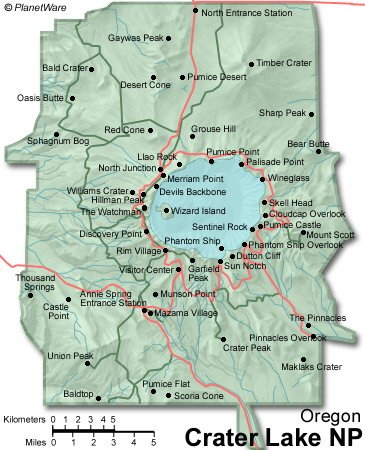 Mill City Oregon Map.20 Top Rated Tourist Attractions In Oregon Planetware