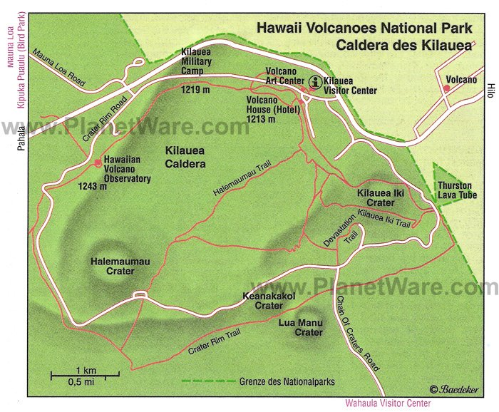 Exploring the Top Attractions of Hawaiis Volcanoes National Park