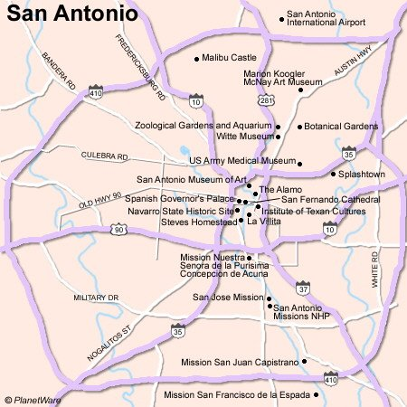 14 TopRated Tourist Attractions  Things to Do in San Antonio