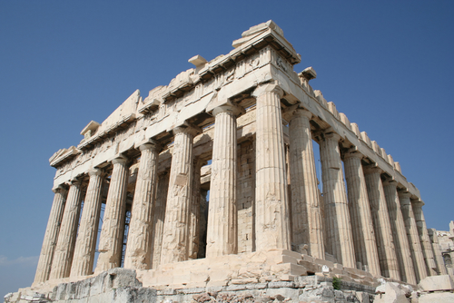 Picture of Acropolis - Parthenon, Athens - Parthenon on Acropolis ...