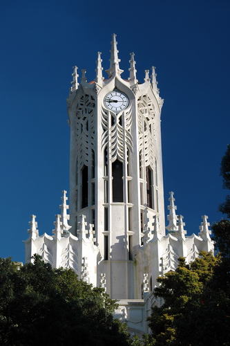 Picture of Auckland University, Auckland