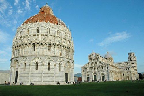 Baptistery Battistero Pisa Attractions Planetware