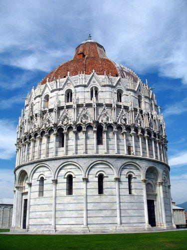 Baptistery (Battistero) - Pisa Attractions | PlanetWare