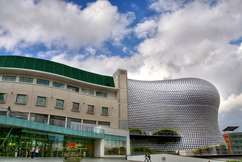 Picture of Bull Ring Market & Shopping Centre, Birmingham - The ...