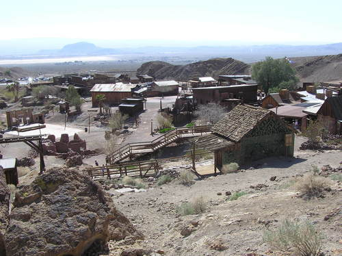 Calico Ghost Town pictures