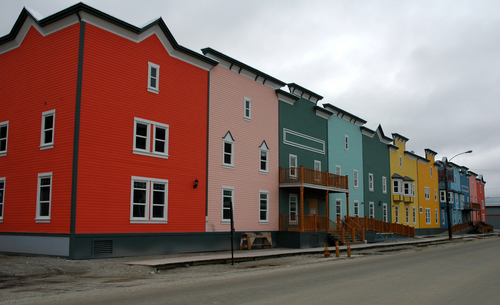 Or dawson city without