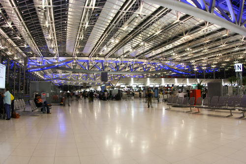 Picture of Don Muang International Airport, Bangkok - Inside the ...